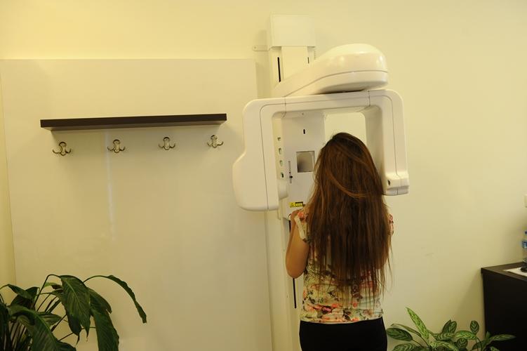 צילום פנורמי במרפאת מיאר דנט
